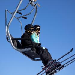 Monts Rosset Ski Lift