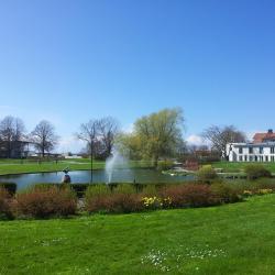 DBW:s Botaniska trädgård
