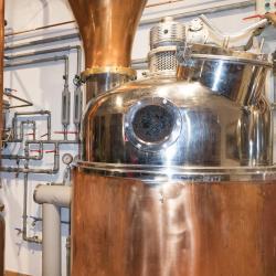 Takamaka Bay Distillery, Au Cap