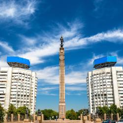 Kazakhstan Independence Monument, Almaty