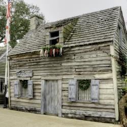 The Oldest House