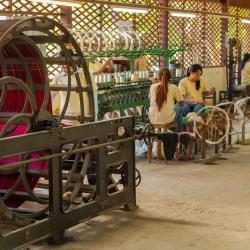 Angkor Silk Farm, Сиемреап