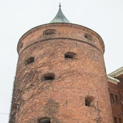 Powder Tower in Riga, Ryga