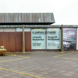 Reykjavik Art Museum: Kjarvalsstadir, Reykjavík