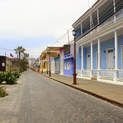 Baquedano Pedestrian, Iquique