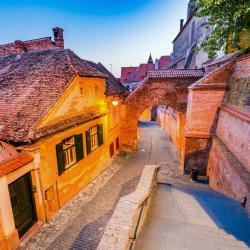 The Stairs Passage, Sibiu