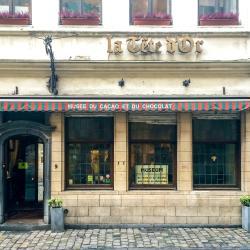 Musée du cacao et du chocolat, Bruxelles
