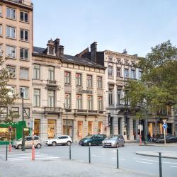Avenue Louise-breiðstrætið, Brussel