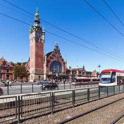 Gdansk Central Station