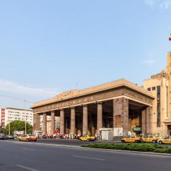 Bucharest North Train Station