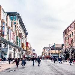 Wangfujing Street, Beijing