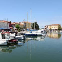 Mandrac City Harbour
