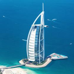 Burdž al-Arab, Dubaj