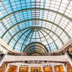 Nákupné centrum Mall of the Emirates