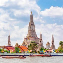 Wat Arun - Tempio dell'Alba