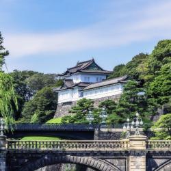 Jaapani keiserlik palee