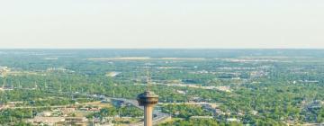 Hotels in Greater San Antonio