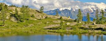 Hotels in Valle d'Aosta