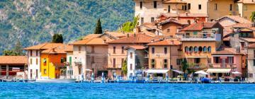 Hotell i Lago d'Iseo