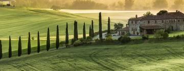 Hotels in Val d'Orcia