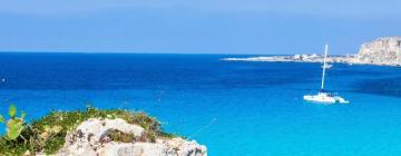 Isola di Favignana: hotel