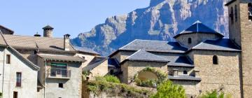 Hotels in Ordesa y Monte Perdido National Park