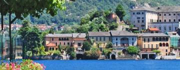 Hotell i Lago di Orta