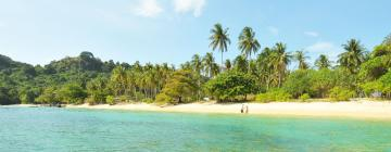 Hotels in Trang Province