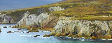 Achill Island: bed & breakfast