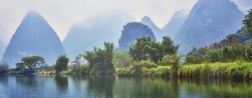 Hoteles en Guangxi