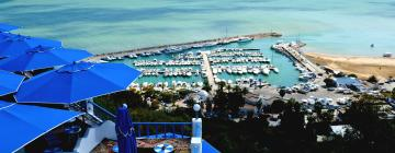 Hoteli u regiji Tunis Governorate
