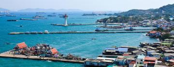 Hotels in Chon Buri Province