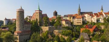 Hotels in der Region Oberlausitz