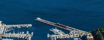Monaco and Surroundingsのホテル