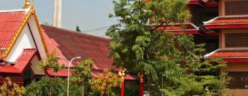 Spa Hotels in Pathumthani Province