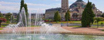 Hôtels dans cette région: Haute-Vienne