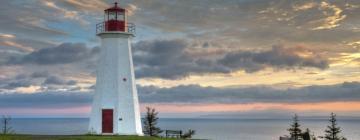 Отели в регионе Новая Шотландия