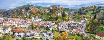 Hotels in der Region Fränkische Schweiz