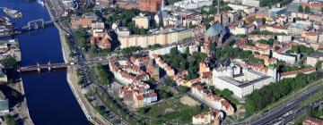 Hôtels dans cette région: West Pomerania