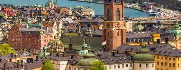 Hotéis em: Stockholm county
