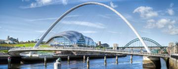 Hotels in Tyne and Wear
