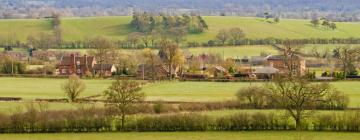 Hotels in Worcestershire