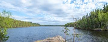 Hotels in South Karelia