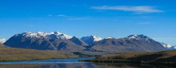 Hotels in South Island