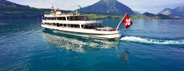 Hotels in Lake Thun