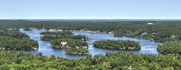 Hotels in Thousand Islands
