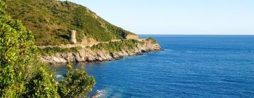 Hotels in Cap Corse