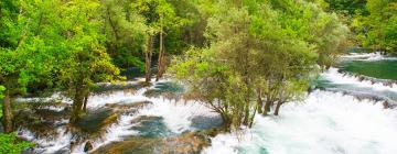 Hotels in Una National Park