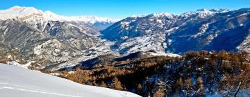 Hotell i Sestriere Ski