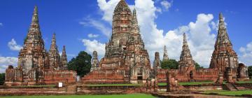 Hotels in Phra Nakhon Si Ayutthaya Province